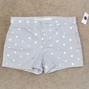 Gap kids shortie size 14